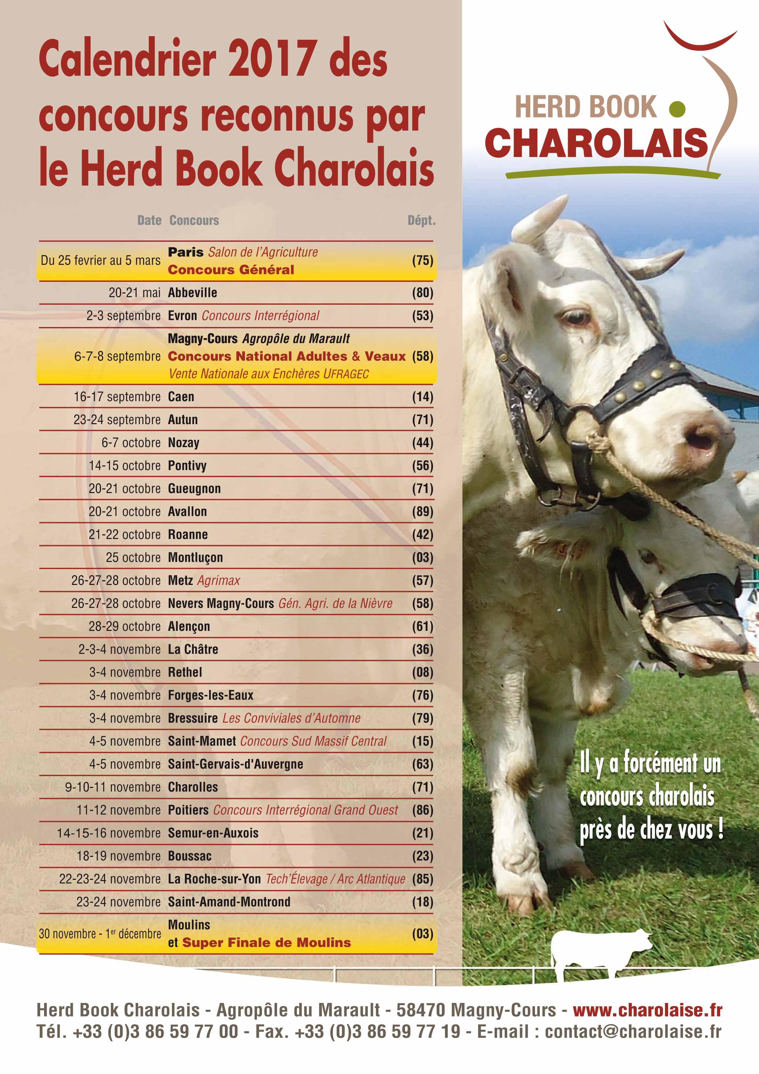 Herd book charolais boutique dresses