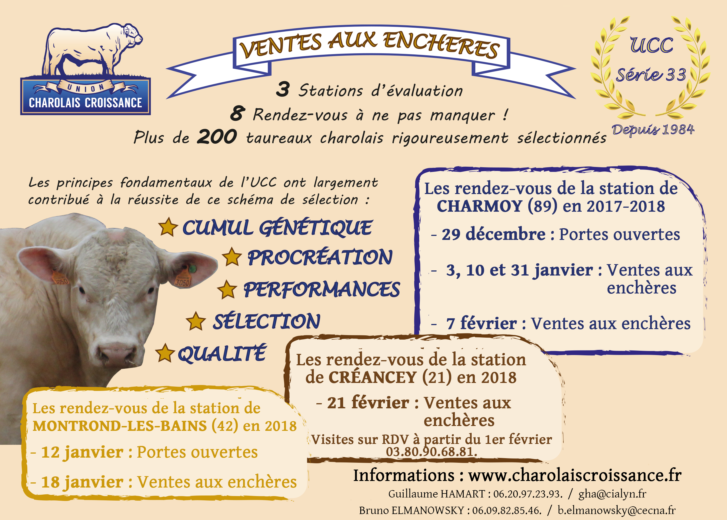 station d 39 evaluation cialyn 89 premi re vente aux ench res le 3 janvier herd book charolais. Black Bedroom Furniture Sets. Home Design Ideas