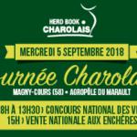 Découvrez le Palmarès du Concours National des Veaux 2018