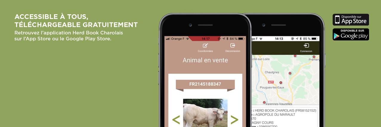 L'application Smartphone indispensable pour la gestion de votre élevage