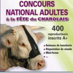 SAVE THE DATE ! : le Concours National Adultes  à la Fête du Charolais les 28 et 29 septembre